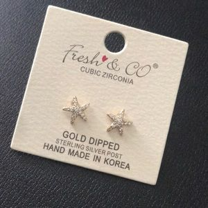 Starfish Earrings ⭐️